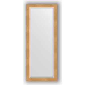 Зеркало с фацетом в багетной раме поворотное Evoform Exclusive 56x141 см, сосна 62 мм (BY 1163) зеркало с фацетом в багетной раме поворотное evoform exclusive 51x131 см палисандр 62 мм by 1154