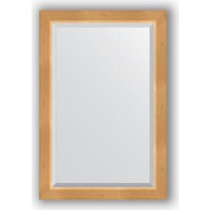 Зеркало с фацетом в багетной раме поворотное Evoform Exclusive 61x91 см, сосна 62 мм (BY 1173)