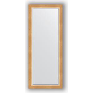 Зеркало с фацетом в багетной раме поворотное Evoform Exclusive 61x151 см, сосна 62 мм (BY 1183)