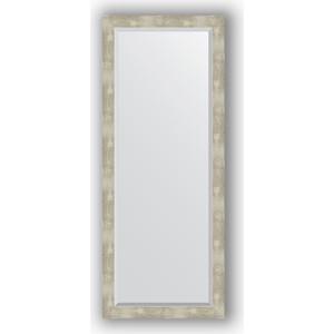 Зеркало с фацетом в багетной раме поворотное Evoform Exclusive 61x151 см, алюминий 61 мм (BY 1189)
