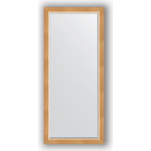 Зеркало с фацетом в багетной раме поворотное Evoform Exclusive 71x161 см, сосна 62 мм (BY 1203) цена в Москве и Питере