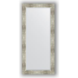 купить Зеркало с фацетом в багетной раме поворотное Evoform Exclusive 76x166 см, алюминий 90 мм (BY 1210) онлайн