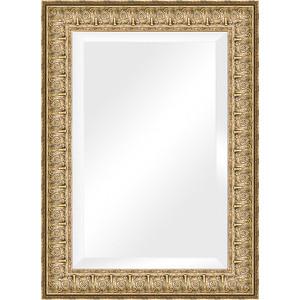 Зеркало с фацетом в багетной раме поворотное Evoform Exclusive 54x74 см, медный эльдорадо 73 мм (BY 1223) утюг цена в эльдорадо