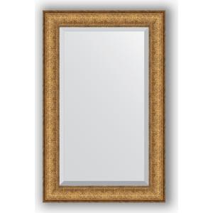 Зеркало с фацетом в багетной раме поворотное Evoform Exclusive 54x84 см, медный эльдорадо 73 мм (BY 1233) утюг цена в эльдорадо