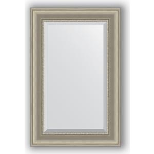 Зеркало с фацетом в багетной раме поворотное Evoform Exclusive 56x86 см, хамелеон 88 мм (BY 1235)