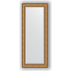 Зеркало с фацетом в багетной раме поворотное Evoform Exclusive 54x134 см, медный эльдорадо 73 мм (BY 1253) утюг цена в эльдорадо