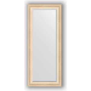 Зеркало с фацетом в багетной раме поворотное Evoform Exclusive 60x145 см, старый гипс 82 мм (BY 1262)