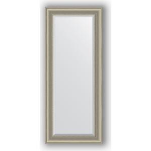 Зеркало с фацетом в багетной раме поворотное Evoform Exclusive 61x146 см, хамелеон 88 мм (BY 1265)