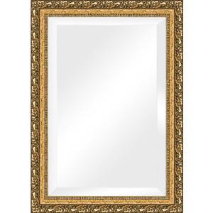 Зеркало с фацетом в багетной раме поворотное Evoform Exclusive 75x105 см, виньетка бронзовая 85 мм (BY 1300)