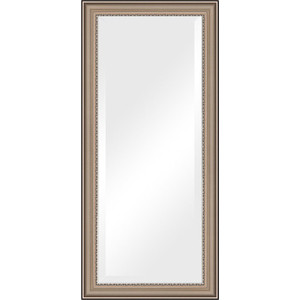 Зеркало с фацетом в багетной раме поворотное Evoform Exclusive 76x166 см, хамелеон 88 мм (BY 1305) цены