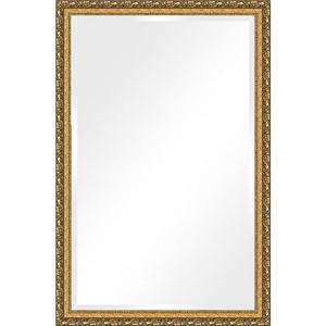 Зеркало с фацетом в багетной раме поворотное Evoform Exclusive 115x175 см, виньетка бронзовая 85 мм (BY 1320) зеркало с фацетом в багетной раме поворотное evoform exclusive 80x170 см виньетка серебро 109 мм by 3608