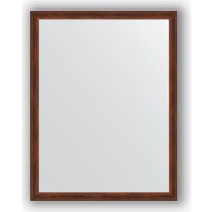 цена на Зеркало в багетной раме Evoform Definite 34x44 см, орех 22 мм (BY 1324)