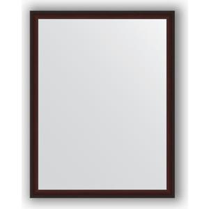 Зеркало в багетной раме Evoform Definite 34x44 см, махагон 22 мм (BY 1325) киевница настенная 2018 универсальная 86х63х9 см махагон