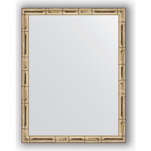 цена на Зеркало в багетной раме Evoform Definite 34x44 см, серебряный бамбук 24 мм (BY 1329)
