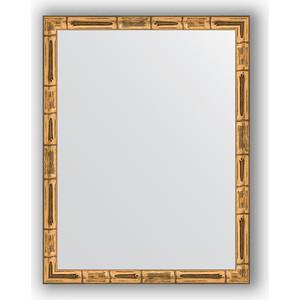 цена на Зеркало в багетной раме Evoform Definite 34x44 см, золотой бамбук 24 мм (BY 1330)