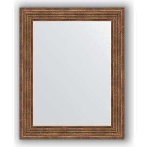 Зеркало в багетной раме Evoform Definite 39x49 см, сухой тростник 51 мм (BY 1346) зеркало в багетной раме поворотное evoform definite 63x113 см сухой тростник 51 мм by 1084