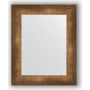 Зеркало в багетной раме Evoform Definite 42x52 см, состаренная бронза 66 мм (BY 1352) evoform definite by 0725