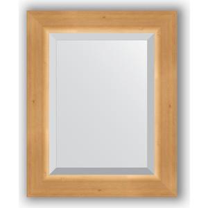 Зеркало с фацетом в багетной раме Evoform Exclusive 41x51 см, сосна 62 мм (BY 1355)