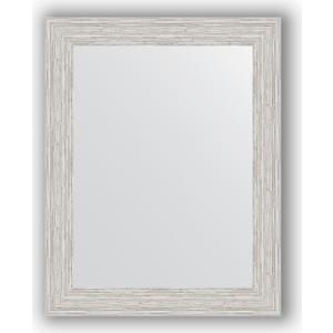 Зеркало в багетной раме Evoform Definite 38x48 см, серебрянный дождь 46 мм (BY 3005)