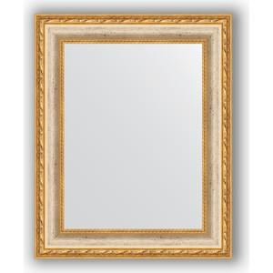 Зеркало в багетной раме Evoform Definite 42x52 см, версаль кракелюр 64 мм (BY 3013) зеркало в багетной раме поворотное evoform definite 55x105 см версаль кракелюр 64 мм by 3077