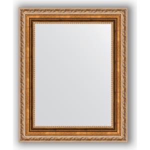 Зеркало в багетной раме Evoform Definite 42x52 см, версаль бронза 64 мм (BY 3015)
