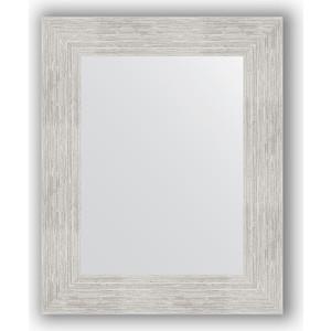 Зеркало в багетной раме Evoform Definite 43x53 см, серебреный дождь 70 мм (BY 3016) цены