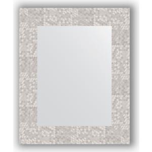 Зеркало в багетной раме Evoform Definite 43x53 см, соты алюминий 70 мм (BY 3019) цена