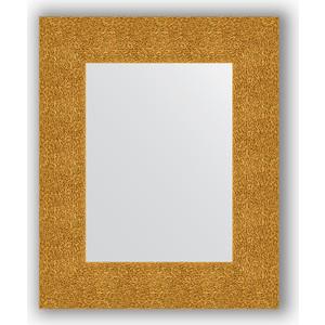 Зеркало в багетной раме Evoform Definite 46x56 см, чеканка золотая 90 мм (BY 3022) фото