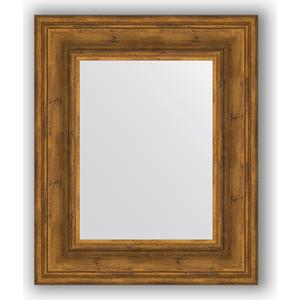 Зеркало в багетной раме Evoform Definite 49x59 см, травленая бронза 99 мм (BY 3029) фото