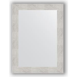 Зеркало в багетной раме поворотное Evoform Definite 56x76 см, серебряный дождь 70 мм (BY 3048)