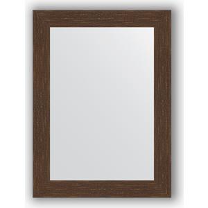 Зеркало в багетной раме поворотное Evoform Definite 56x76 см, мозаика античная медь 70 мм (BY 3049)