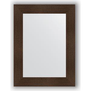 Зеркало в багетной раме поворотное Evoform Definite 60x80 см, бронзовая лава 90 мм (BY 3056)