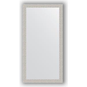 Зеркало в багетной раме поворотное Evoform Definite 51x101 см, мозаика хром 46 мм (BY 3068) ardenna gk0516 3068
