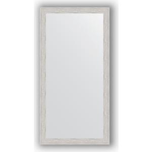 Зеркало в багетной раме поворотное Evoform Definite 51x101 см, серебрянный дождь 46 мм (BY 3069)