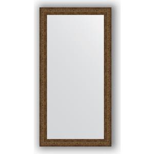 Зеркало в багетной раме поворотное Evoform Definite 54x104 см, виньетка состаренная бронза 56 мм (BY 3073) зеркало в багетной раме поворотное evoform definite 54x104 см виньетка состаренная бронза 56 мм by 3073
