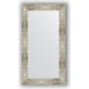 Зеркало в багетной раме поворотное Evoform Definite 60x110 см, алюминий 90 мм (BY 3090) зеркало в багетной раме поворотное evoform definite 60x110 см черный дуб 37 мм by 0734