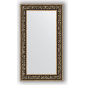Зеркало в багетной раме поворотное Evoform Definite 63x113 см, вензель серебряный 101 мм (BY 3096) крытая велопарковка ахиллес hercules 3096