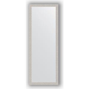 Зеркало в багетной раме поворотное Evoform Definite 51x141 см, мозаика хром 46 мм (BY 3100)