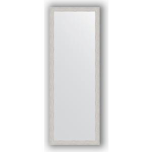 Зеркало в багетной раме поворотное Evoform Definite 51x141 см, серебрянный дождь 46 мм (BY 3101)