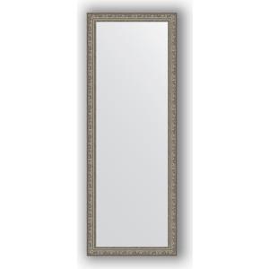 Зеркало в багетной раме поворотное Evoform Definite 54x144 см, виньетка состаренное серебро 56 мм (BY 3104)