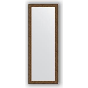 Зеркало в багетной раме поворотное Evoform Definite 54x144 см, виньетка состаренная бронза 56 мм (BY 3105) evoform definite by 1018