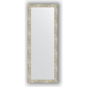 Фото - Зеркало в багетной раме поворотное Evoform Definite 54x144 см, алюминий 61 мм (BY 3108) боди детский luvable friends 60325 f бирюзовый р 55 61