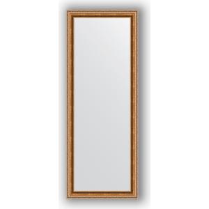 Зеркало в багетной раме поворотное Evoform Definite 55x145 см, версаль бронза 64 мм (BY 3111)