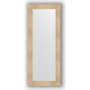 Зеркало в багетной раме поворотное Evoform Definite 60x150 см, золотые дюны 90 мм (BY 3117) зеркало в багетной раме поворотное evoform definite 80x100 см золотые дюны 90 мм by 3277