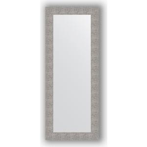 Зеркало в багетной раме поворотное Evoform Definite 60x150 см, чеканка серебряная 90 мм (BY 3119)