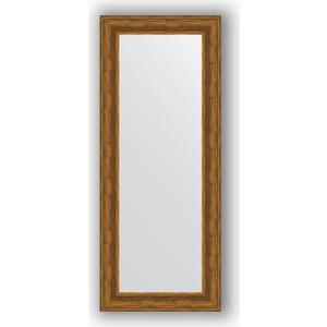 Зеркало в багетной раме поворотное Evoform Definite 62x152 см, травленая бронза 99 мм (BY 3125)