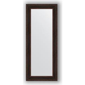 Зеркало в багетной раме поворотное Evoform Definite 62x152 см, темный прованс 99 мм (BY 3126) аккумулятор prorab 18в 1 2ач ni cd 1728120