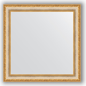 Зеркало в багетной раме Evoform Definite 65x65 см, версаль кракелюр 64 мм (BY 3141)