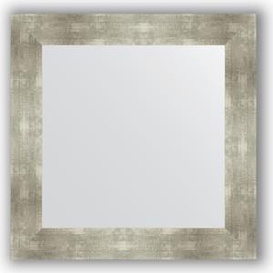 Зеркало в багетной раме Evoform Definite 70x70 см, алюминий 90 мм (BY 3154)