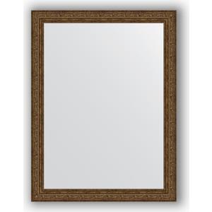 Зеркало в багетной раме поворотное Evoform Definite 64x84 см, виньетка состаренная бронза 56 мм (BY 3169) зеркало в багетной раме поворотное evoform definite 54x104 см виньетка состаренная бронза 56 мм by 3073